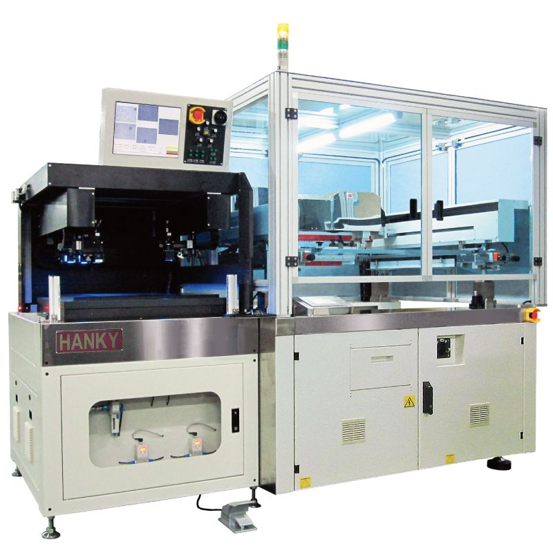 Automatic CCD Alignment Screen Printer