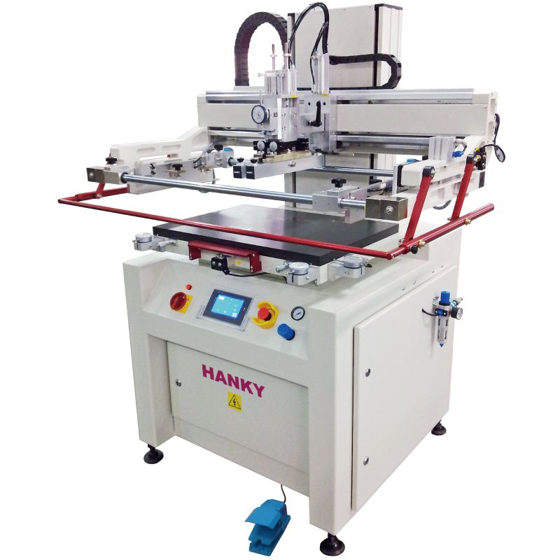Medium/Large Size Digital Electric Screen Printer