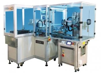 手機蓋板玻璃印刷機