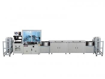 全自動影像對位玻璃網印生產線