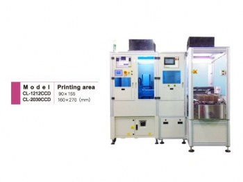 Rotary Silk Screen Indexing Printing Machine