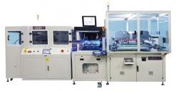 全自動影像對位薄膜網印生產線