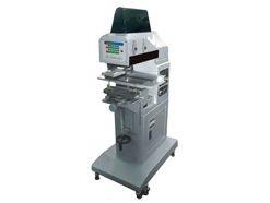 小型單色墨杯橫向式移印機