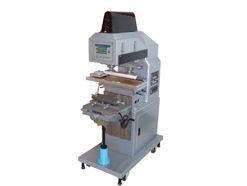 大型單色墨杯橫向式移印機