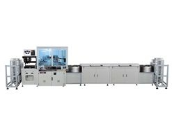 Automatic CCD Registering Glass Screen Printing Machine