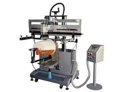 大型加高曲面網印機