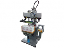馬達式平面網印機