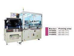 觸控面板用網版印刷機