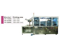 Fully Automatic In-Line Screen Printing Machine
