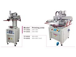 Digital Electric Flat Screen Printing Machine