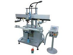 平面長型單色網印機